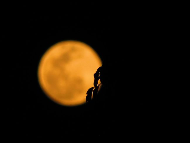 Yellowmoon Fullmoon Beautiful Moon Moonlight Nigthpicture Nigth  Dark Moonpictures Full Moon Photography My Canon Photography Canon