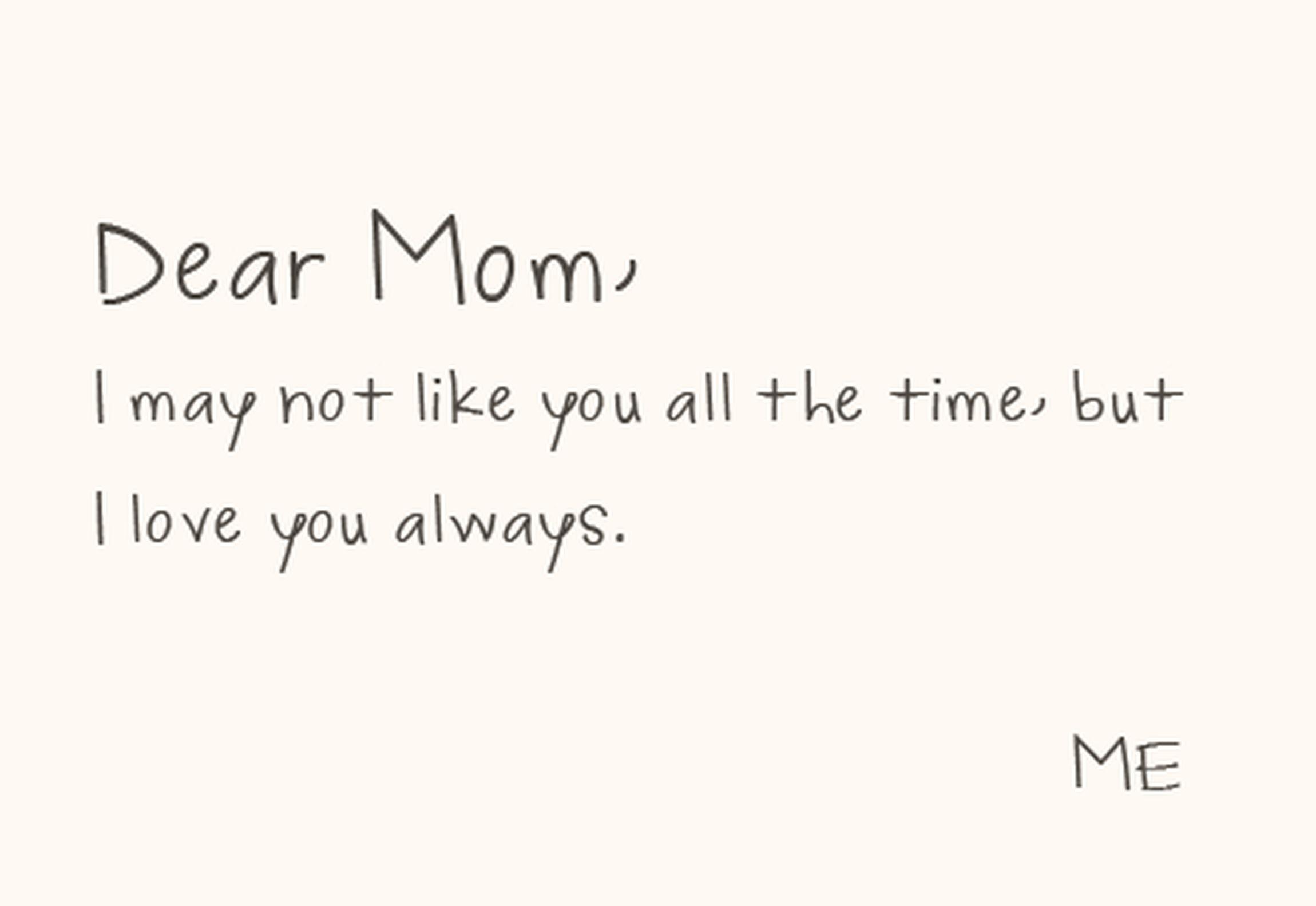 Mothersday2014 Yourethebestmom Loveuforeverandalways Ihopeyourehappy
