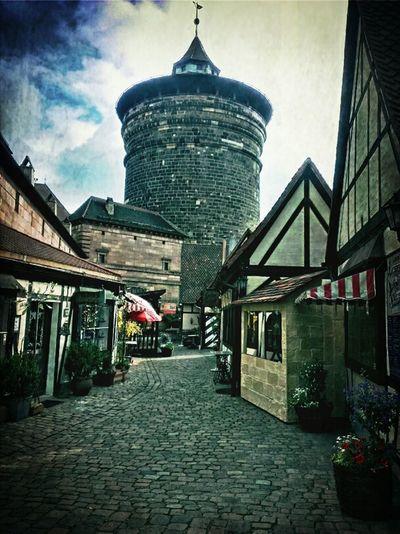 Der Frauentorturm in Nürnberg Medieval Nürnberg Nuremberg Mittelalter Architecture Streetphotography History Awesome Architecture Altstadt