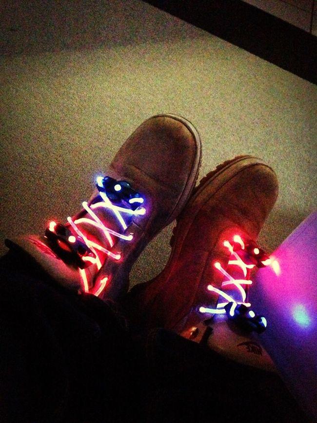 Light Shoes :)