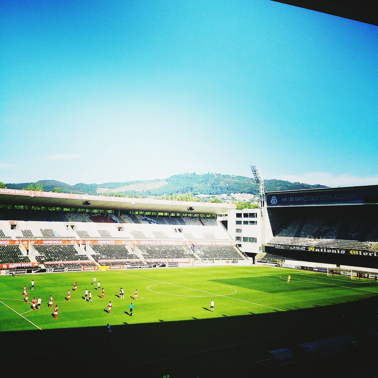 Vitoria Sport Clube Vsc Vitoriasportclube Football Stadium Game Team Guimarães Eye4photography  Ultrastyle Lovesoccer