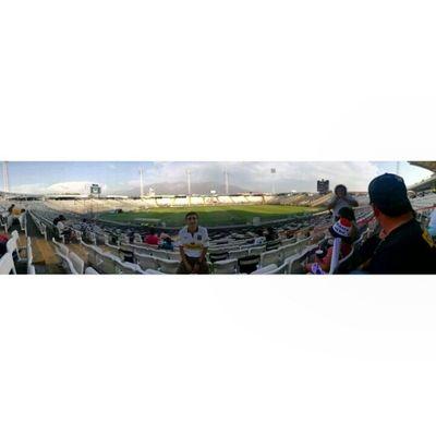 Estadio monumental <3! Colocolo  Cacique Monumental
