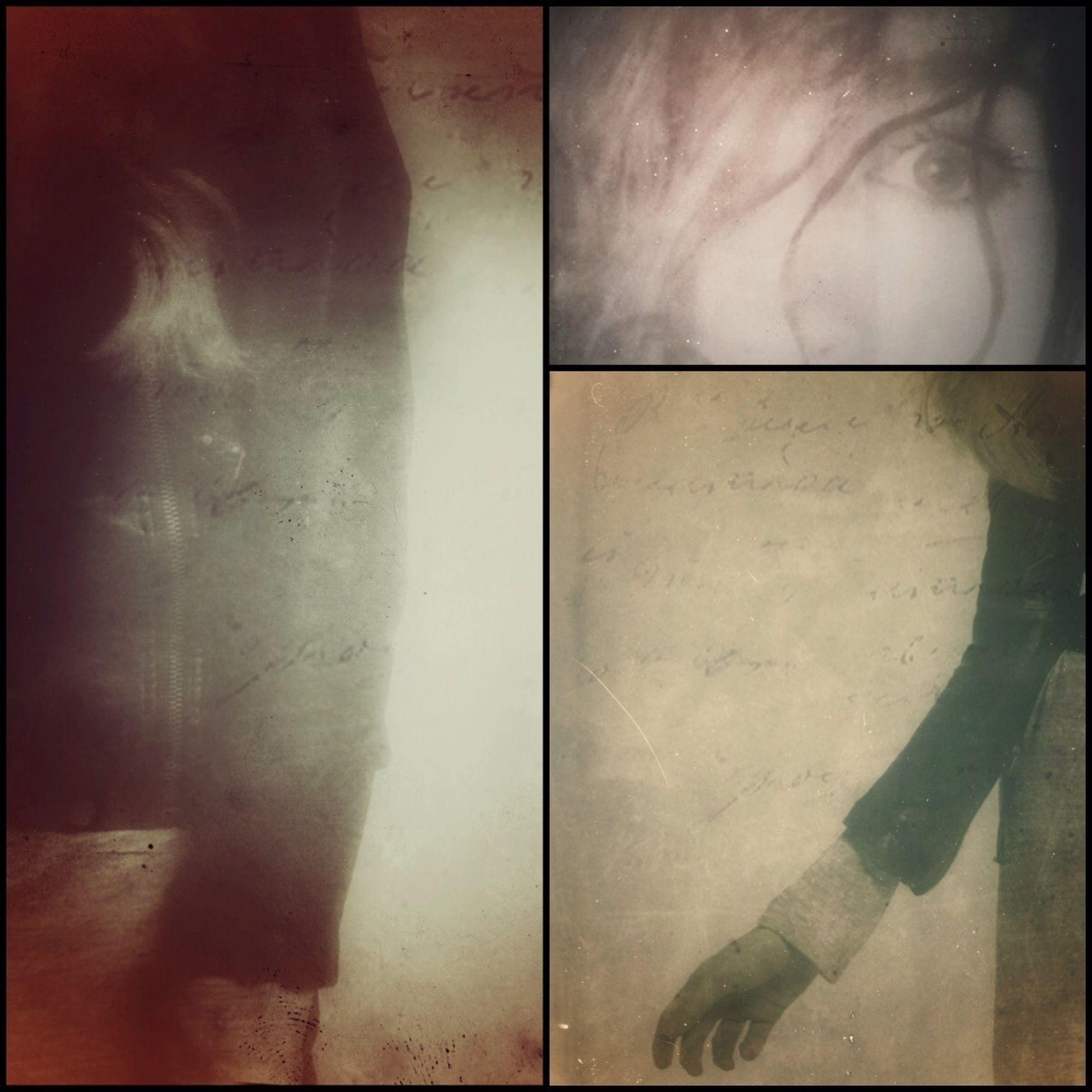 Et parfois ressembler à une femme de Picasso, éparse, fragmentée, en quête de sa forme...