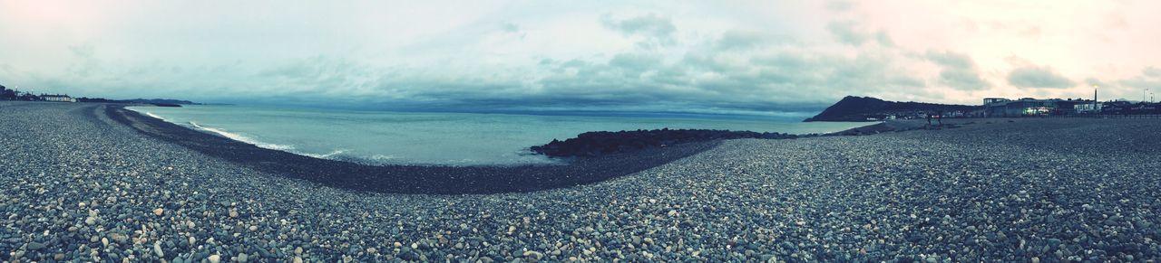 Ireland🍀 Bray Ocean View Ocean Beautiful Sky