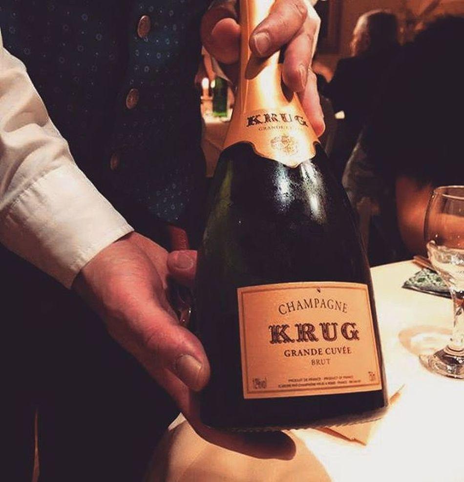 Sretan nova godina Hrvatska Happynewyear Croatia НовыйГод2016 Krug Champagne Cuvee Party Family Only the Best  Alcohol Yummy Drinks Qualitytime Luxury Great Beste Lecker Prost Nastarovje Opatijariviera Adria