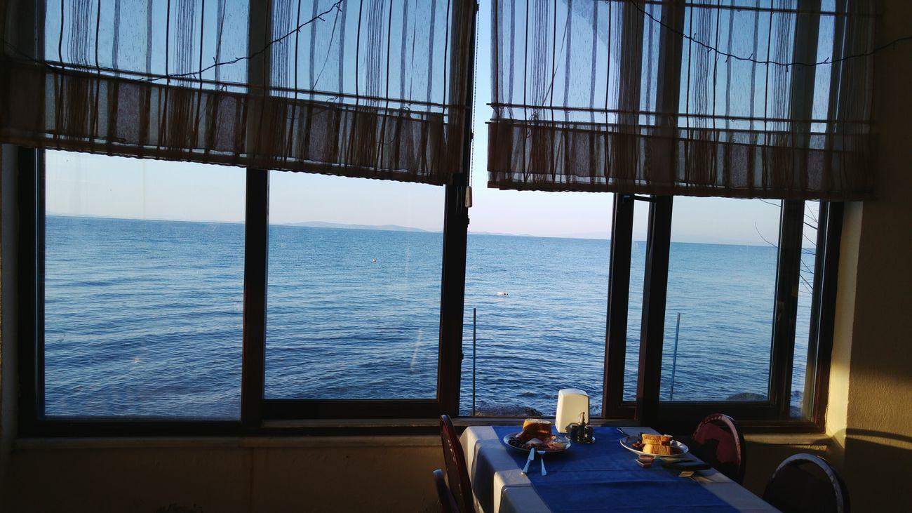Hotel Morning Sea Breakfast Hotel Breakfast Sea And Sky Ayvacık Turkey