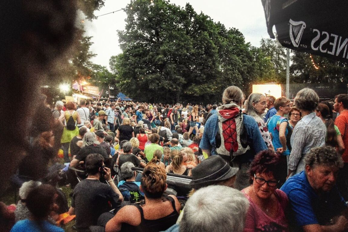 Music Large Group Of People Crowd Music Festival Arts Culture And Entertainment Popular Music Concert Enjoyment Performance Live Event Stage - Performance Space Togetherness Audience Watching People Men Fun Leisure Activity Event Fan - Enthusiast Spectator Rudolstadt Rudolstadtfestival Sommergefühle