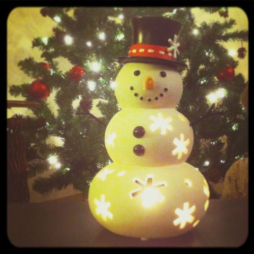 Frosty!!
