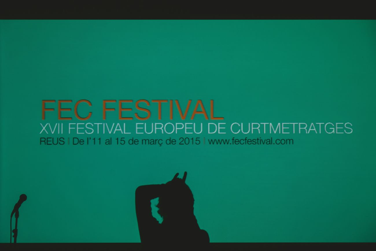 FEC Festival '15 Selfportrait That's Me Being A PR