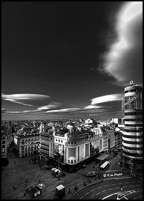 bw_collection at Plaza del Callao by Marcello