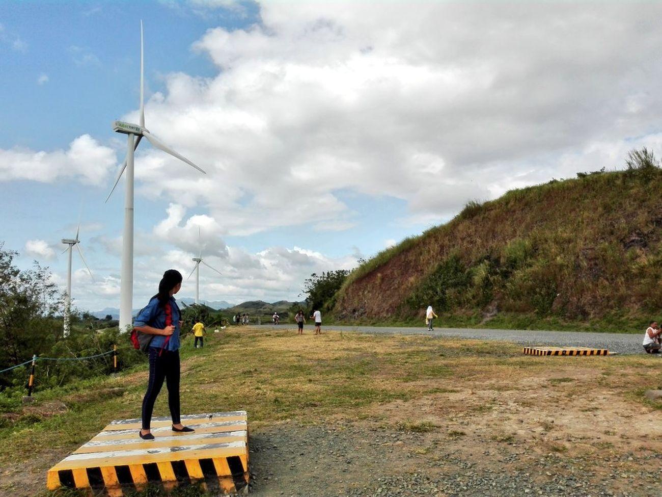 Pililla Wind farm, Pililla, Rizal Finding New Frontiers Pilillawindfarm Rizal Philippines Mobilephotography
