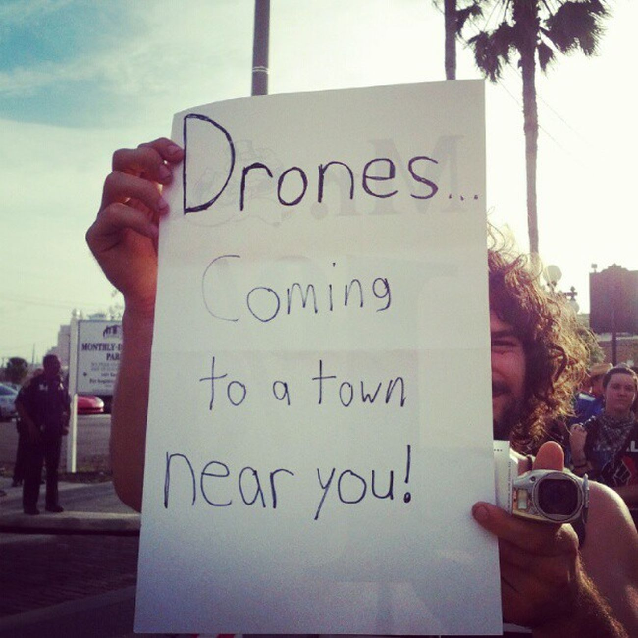 Drones coming to a town near you Yborcity Tampa Resistrnc