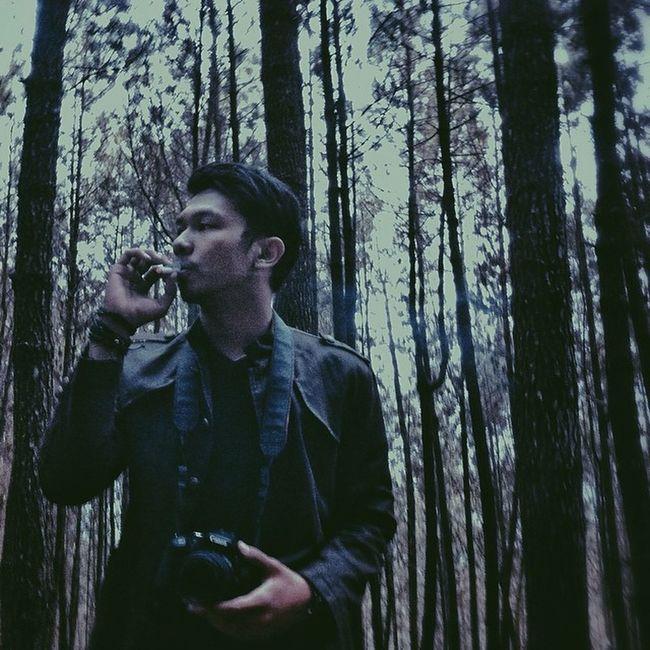 Muke 🐽 Snapseedcam Kamerahpgw Bukitmoko Tiris Pisan Bandung Anying