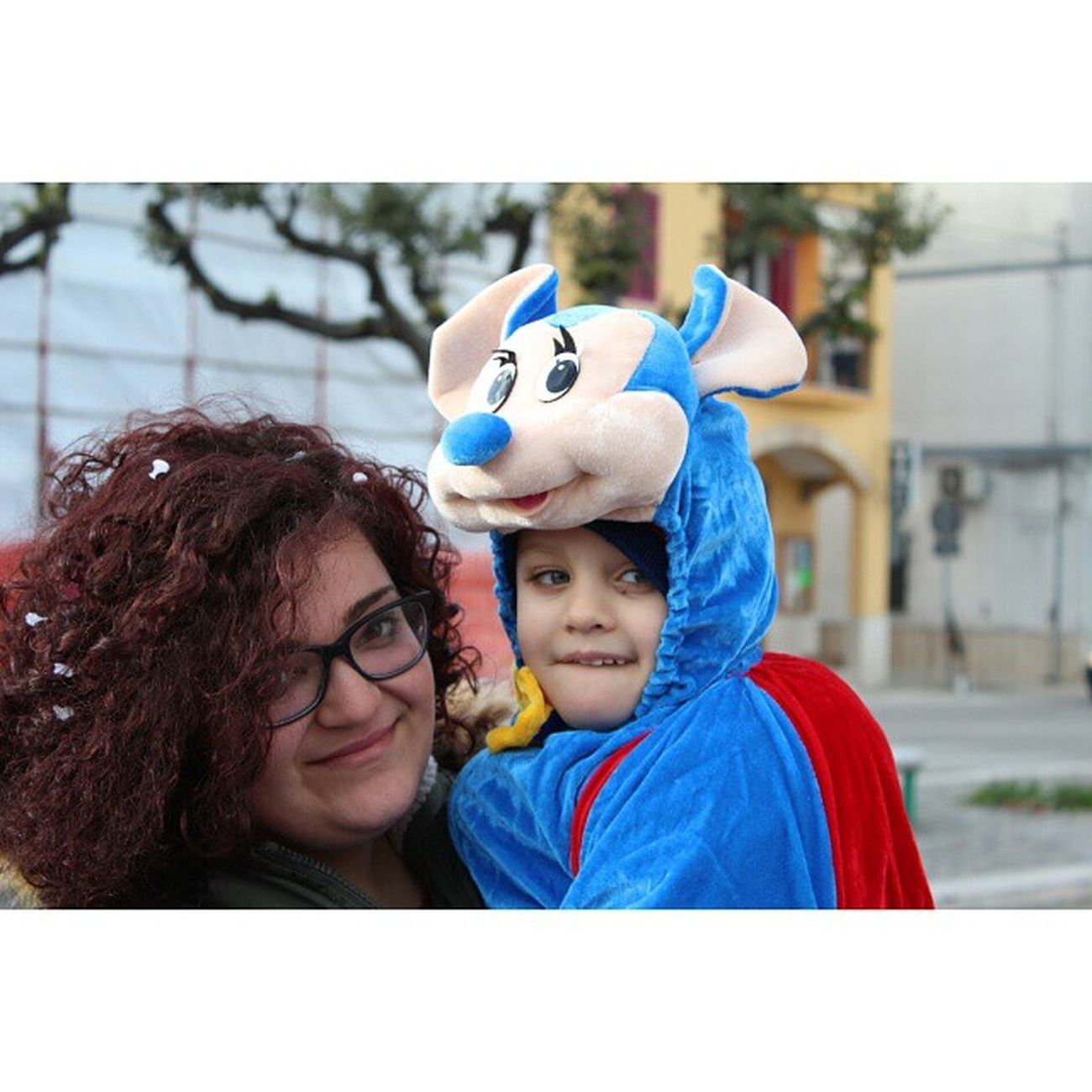 Ehi piccolino ♡ Me Io Lui Cugino Piccolomio Piccolo Mio Piccolino Cuore Carnevale Topo Topolino  Ricci Bambino Bimbi Disney Reflex Canon Festa Party Foto Photo Ph Instalife Instapic pic picoftheday images serenità felicità