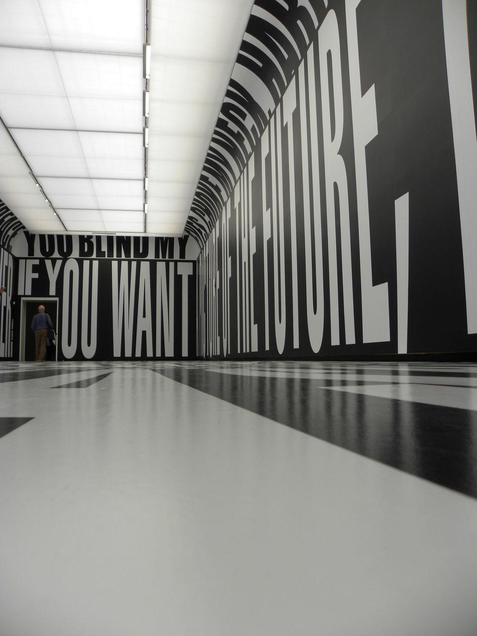 indoors, empty, no people, communication, architecture, modern, illuminated, day, close-up