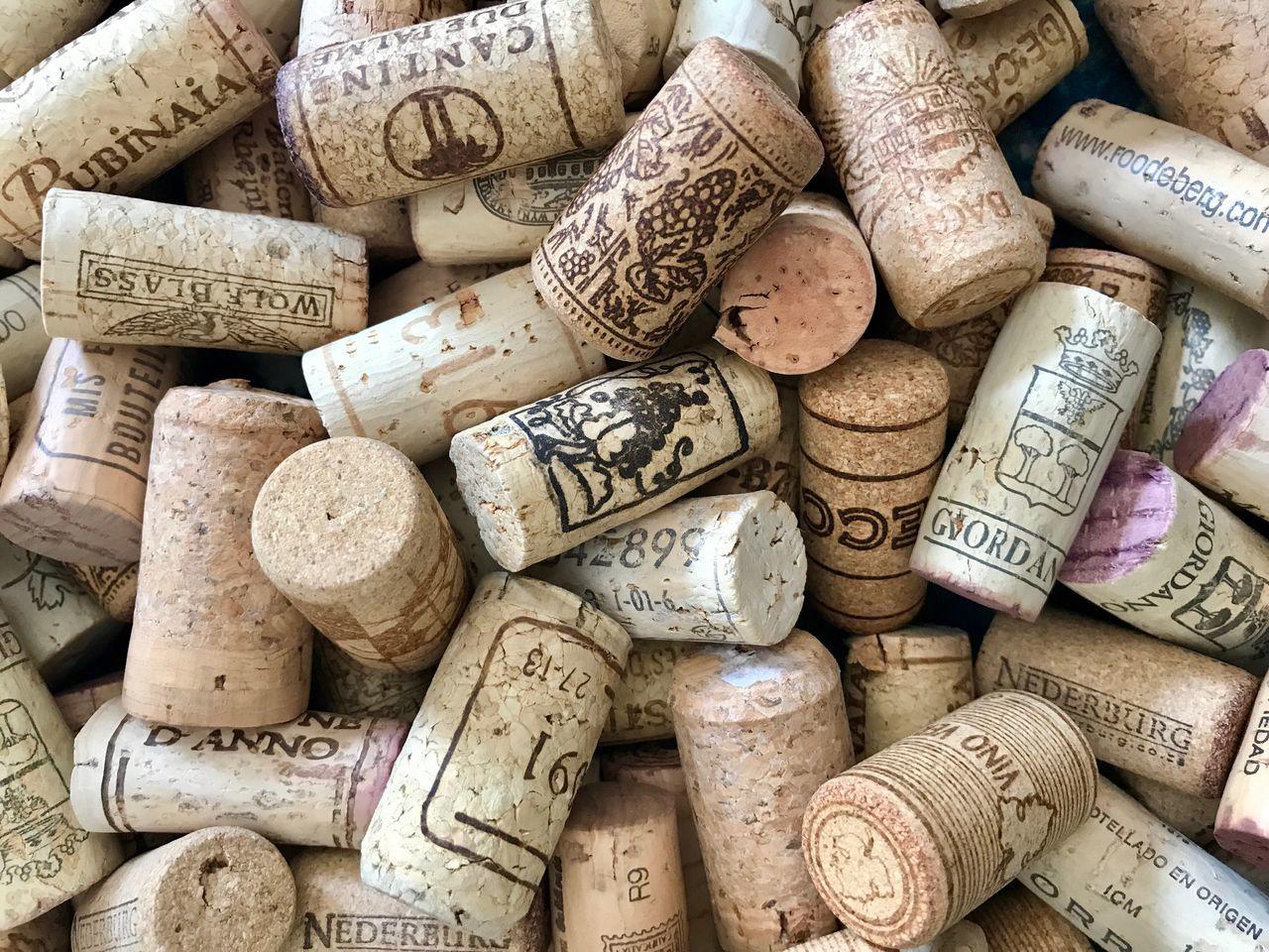 Wine Cork Cork - Stopper Wine Wine Bottle Backgrounds Full Frame Bottle Alcohol Textured  Winemaking No People Arrangement Winery Drink Close-up Vine - Plant Indoors  Wine Cask Day Winetasting