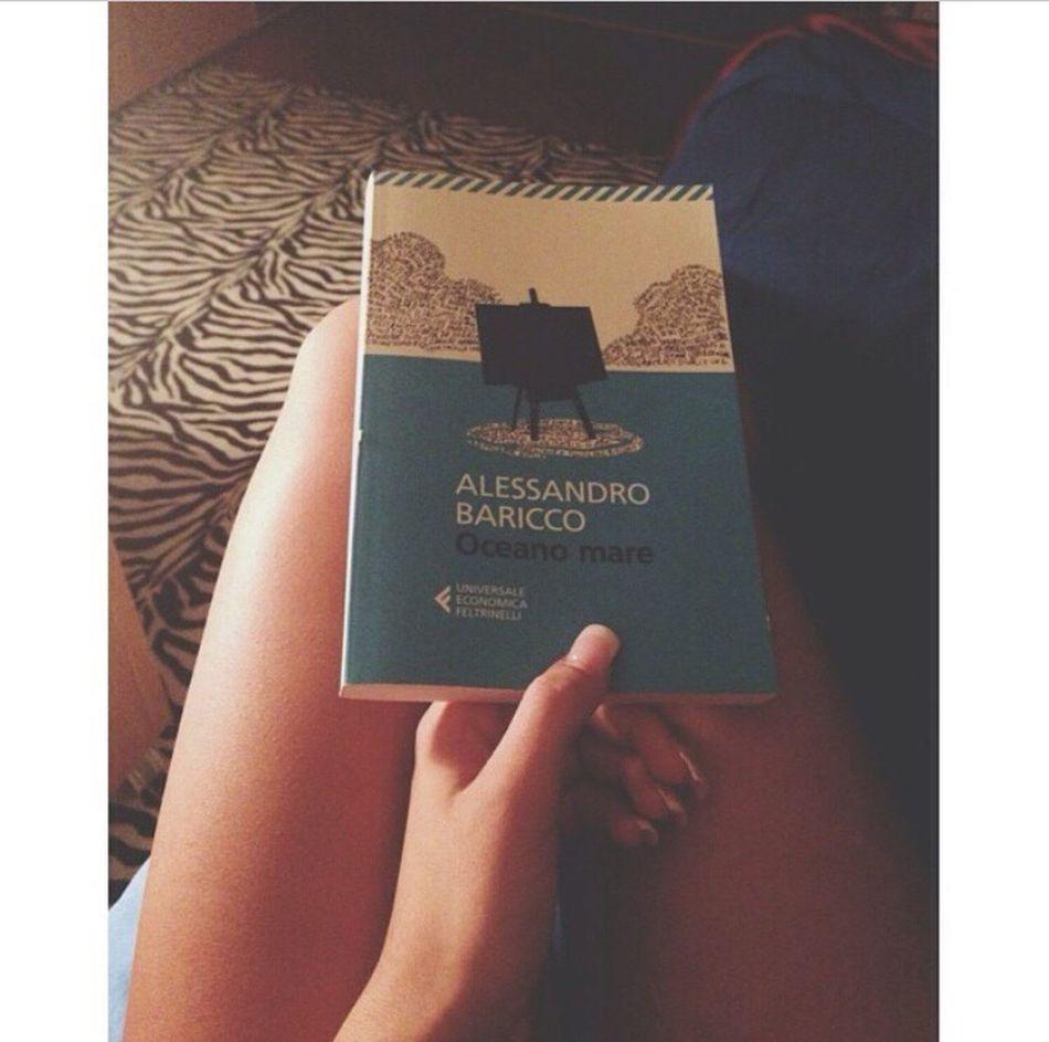 i read 'oceano mare' by baricco on july, simply amazing. Oceanomare Baricco Books