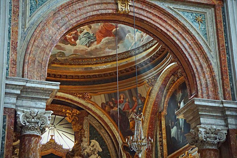 Roma Loyola  Church Italy Holy Light