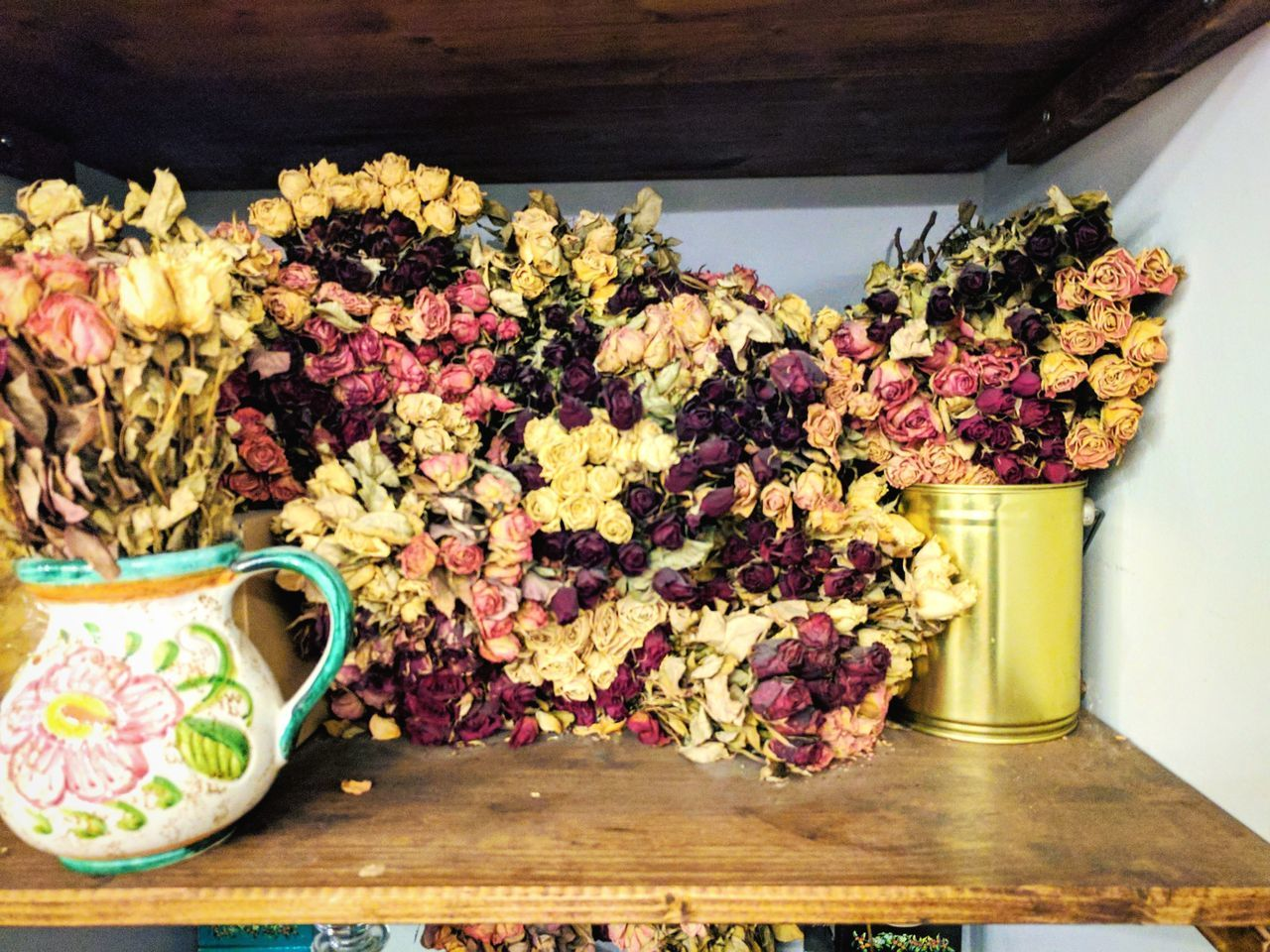 Variation Choice No People Close-up Indoors  Church Flowers Bouquet Bouquet Of Flowers Dry Decorations Decorative Decoration Religion And Beliefs Religious