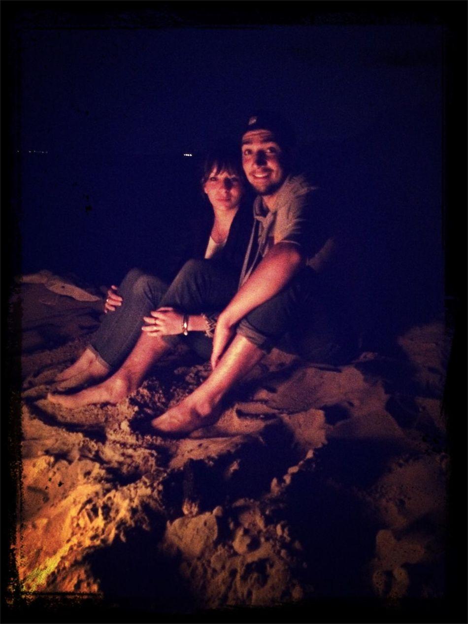 Beach Love Feu Amour