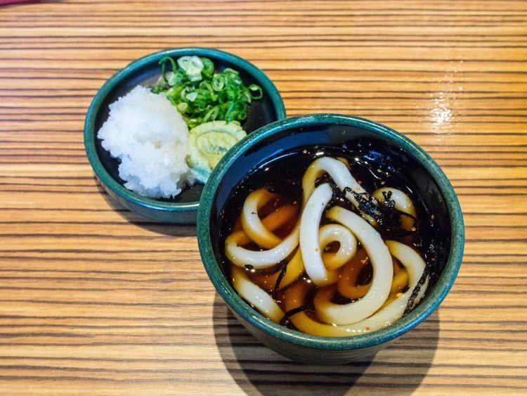 Food And Drink Food Bowl Japanese Food Table Freshness Ready-to-eat Indoors  No People Healthy Eating Serving Size Close-up Day Soup Udon Noodles Zaru Udon Asian Foods Cold Noodles