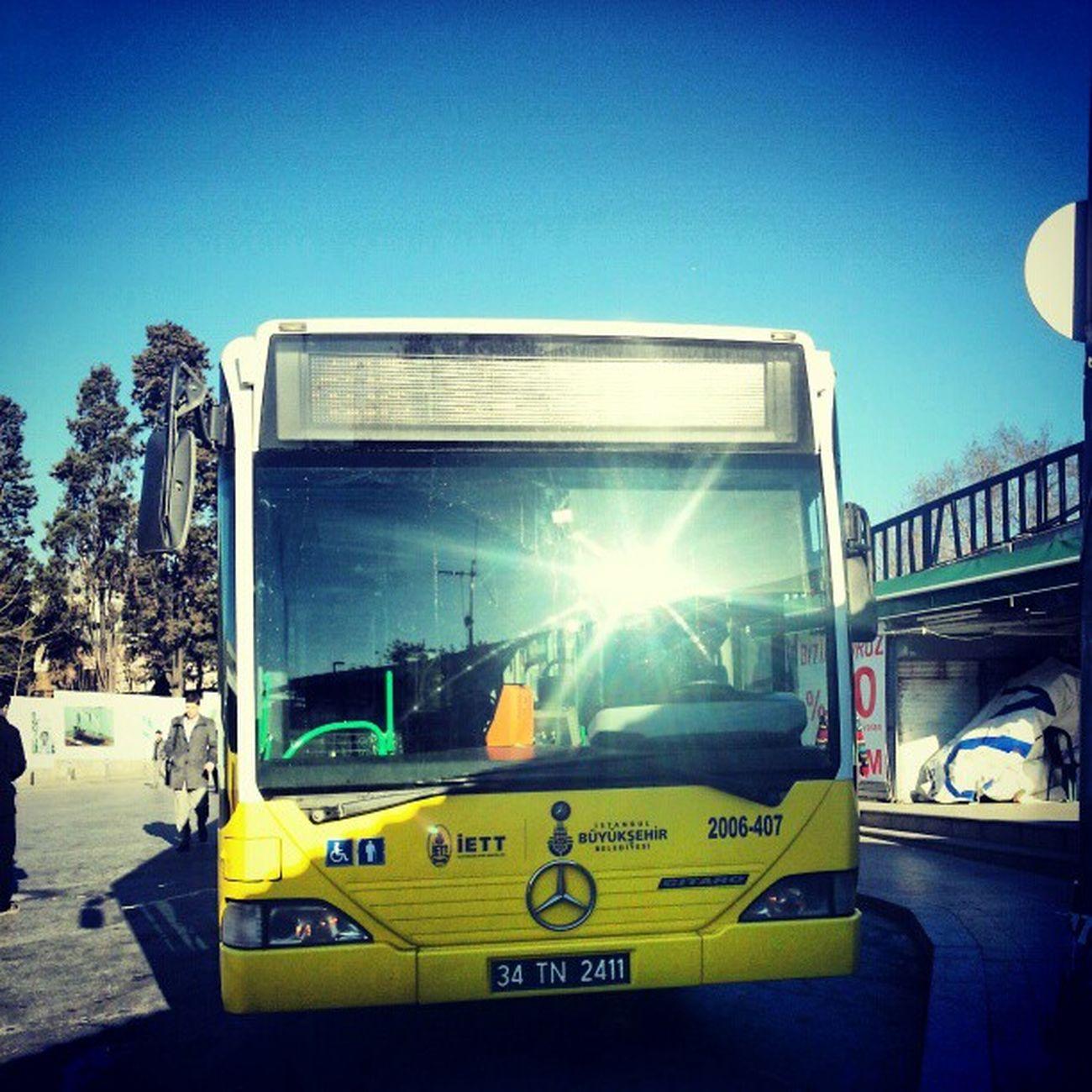 Bus Iett Mercedes Besiktas instamood igers instagood instagram instahub jj jj_forum igersturkey instafun