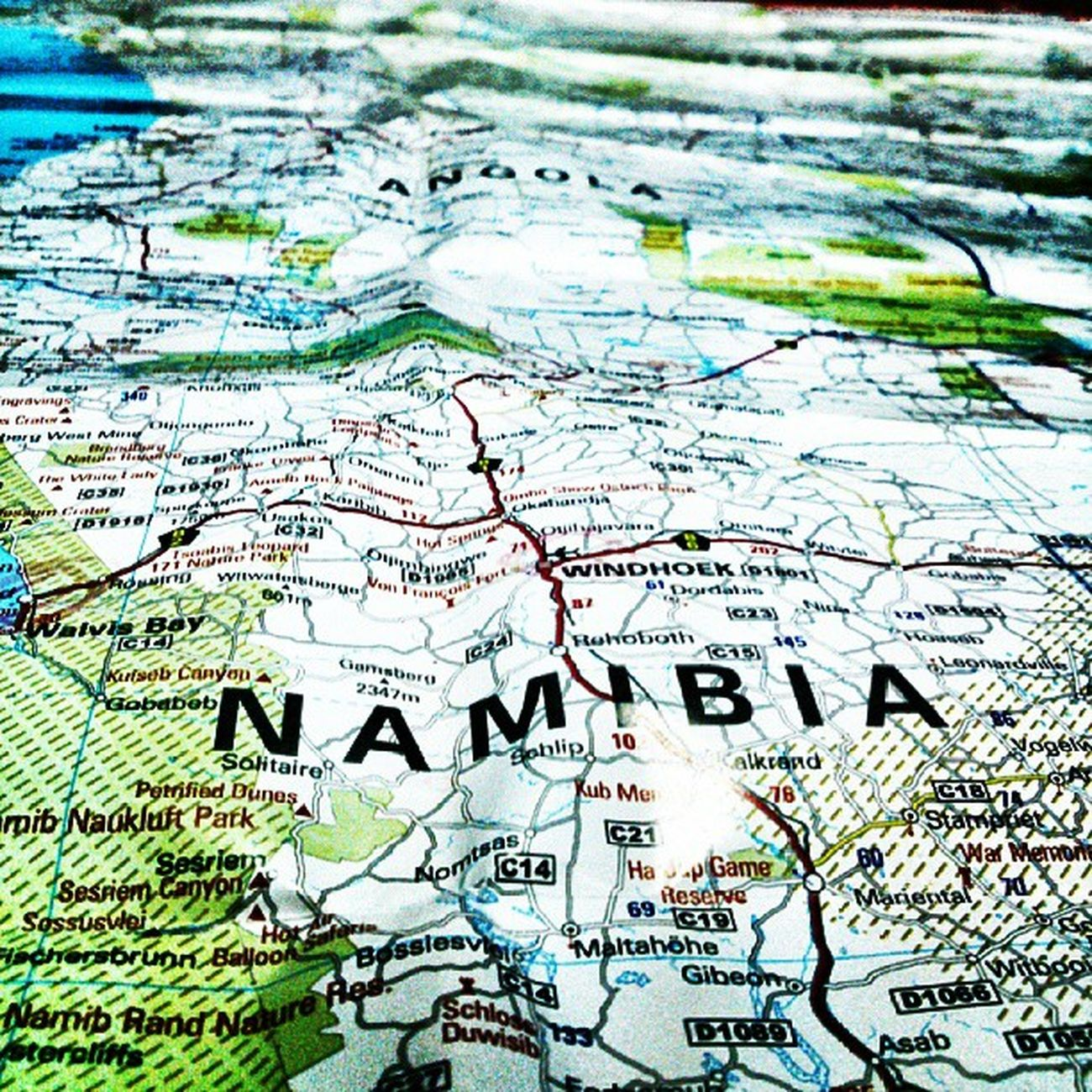 Nairobi to Namibia, here we come!!!!! Go OneTouch!! AEP Sony_xperia ShootingAfrica Xperiap