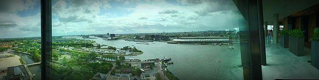 Netherlands Amsterdam Skyline Cityscape Amsterdam A'toren Workingintheworld Workinginamsterdam Livingintheworld Livinginamsterdam Lookout Tower The Architect - 2016 EyeEm Awards