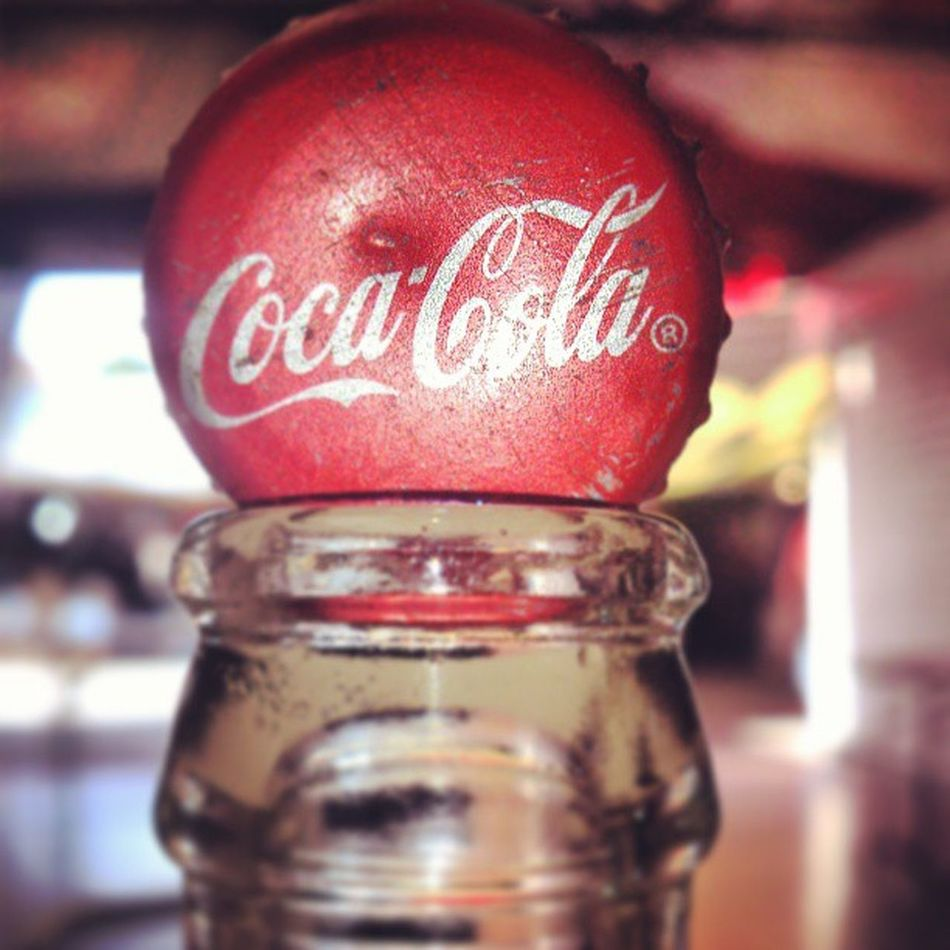 SthThatILove Cocacola Whynot Top InstaPic CristalBottle