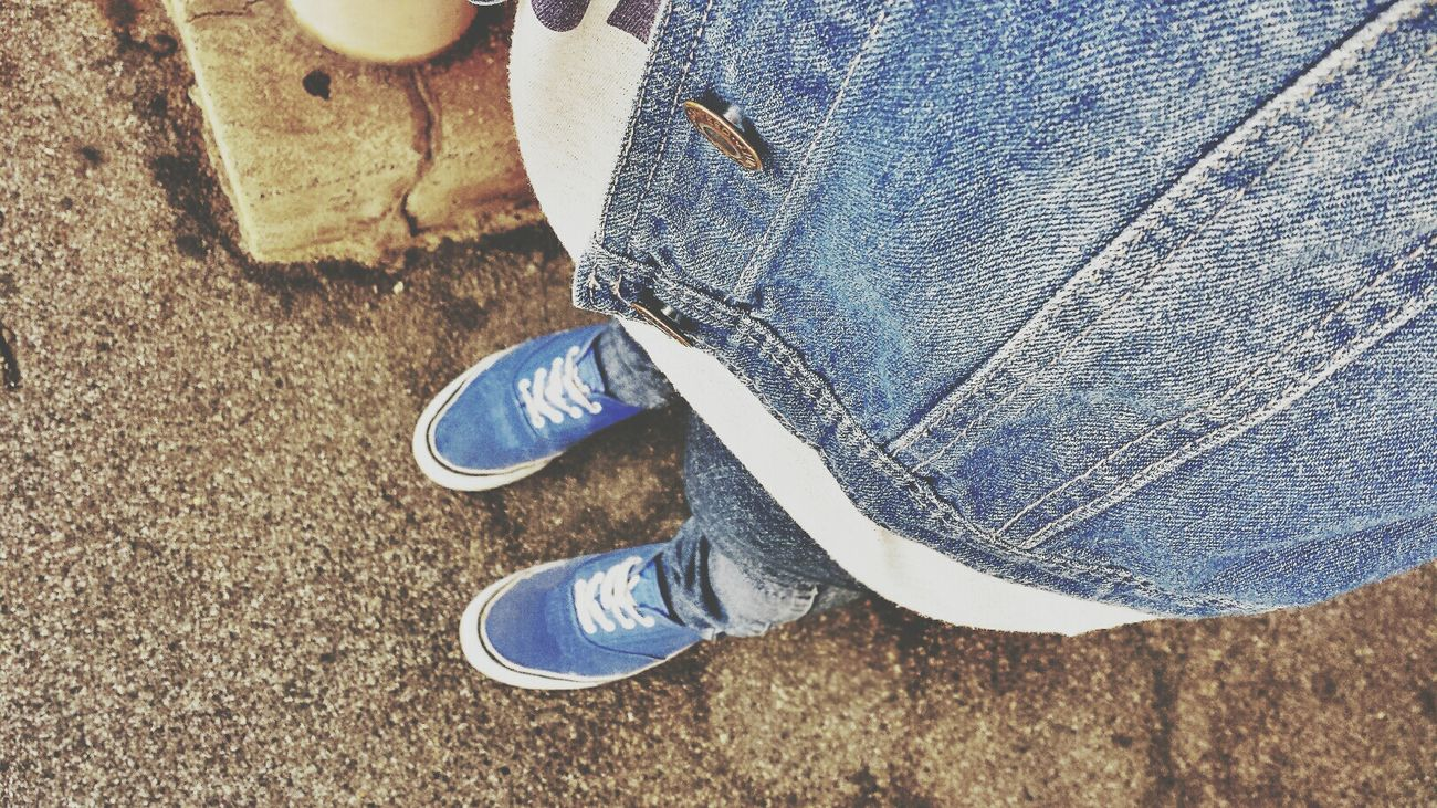 denims on denims on denim, ♡ Ootd Shopping That's Me Running Late