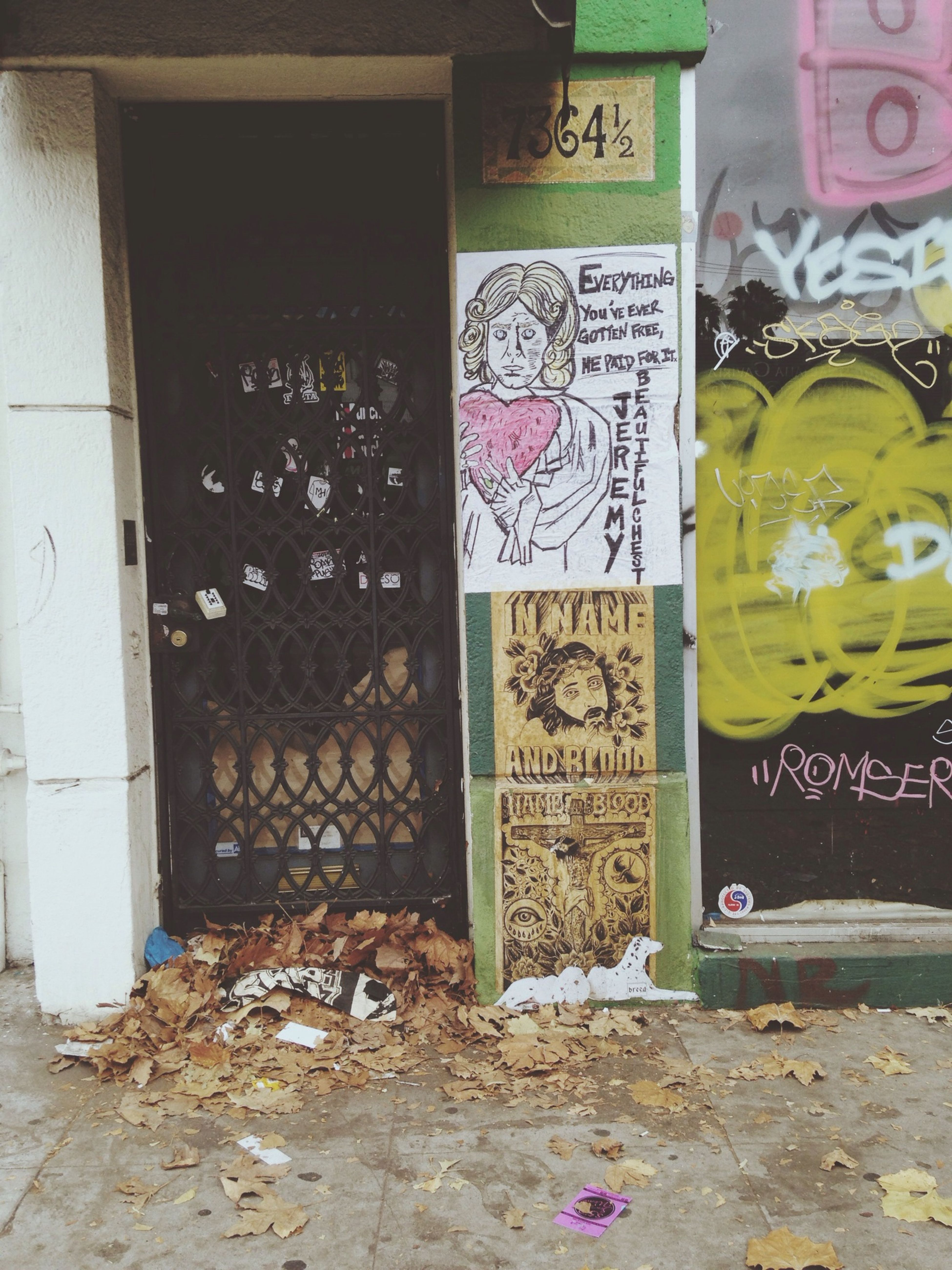 Tattoo Street Photography Street Art Hollywood
