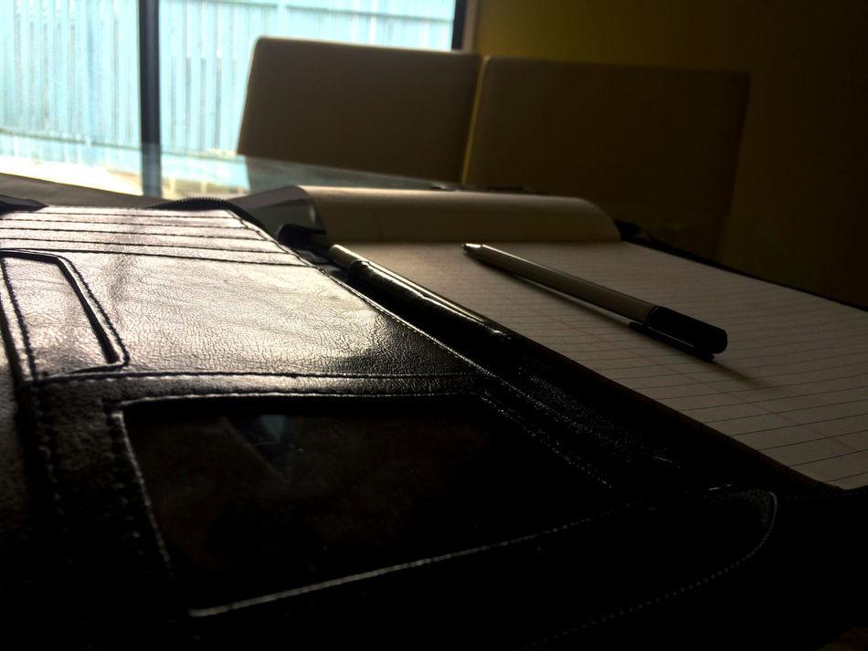 Book Close-up Day Empty No People Ofice Oficina3 Pen