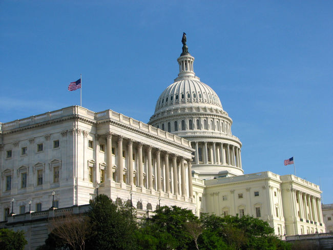 Architecture Authority Capital Dome Flag Government History Patriotism Politics Politics And Government US Capitol Building Washington, D. C.