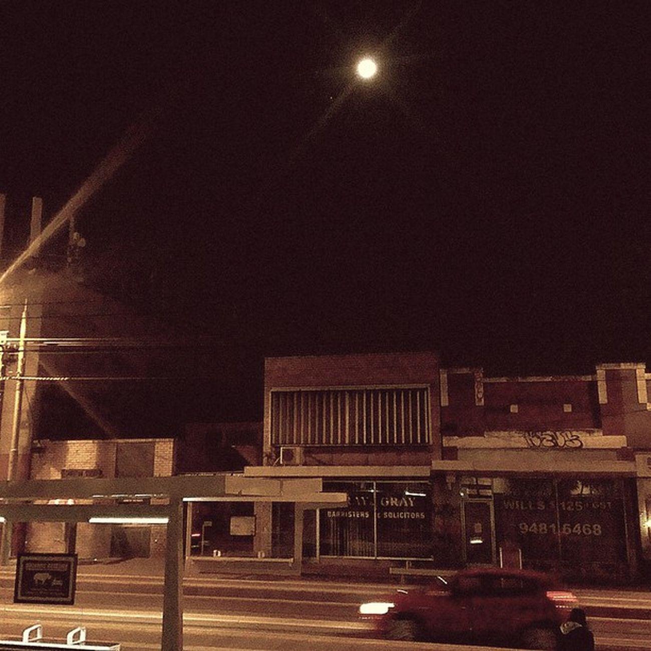 Clear Sky Moon. Windowphone Htc8x