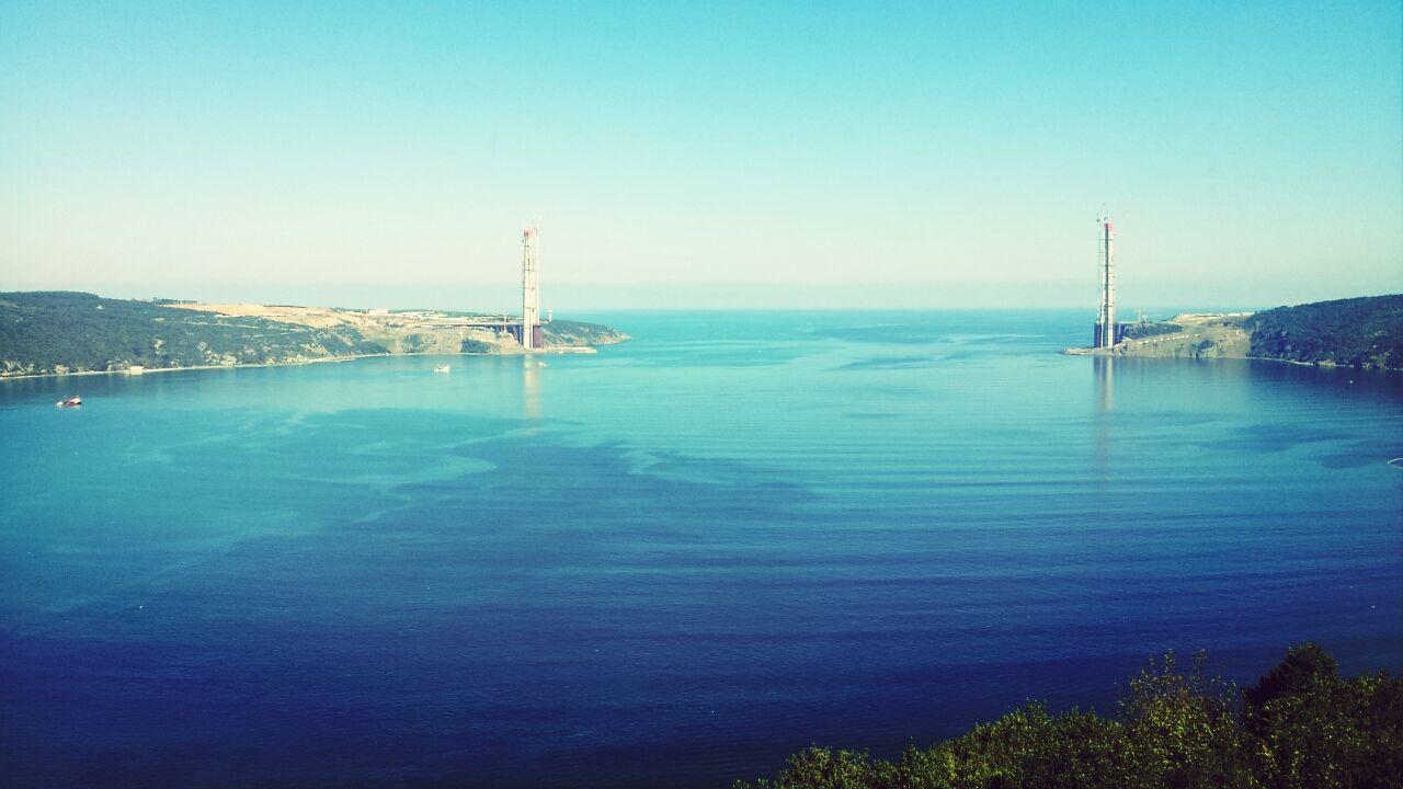 Istanbul Yoros Kalesi Yoros Black Sea