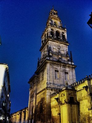 building at Mezquita-Catedral de Córdoba by Carmen