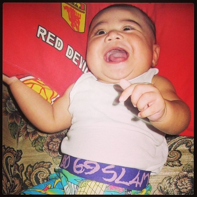 Gunk wah jj lg nonton,.. Baby Cute Imut Lucu gemesin bayi