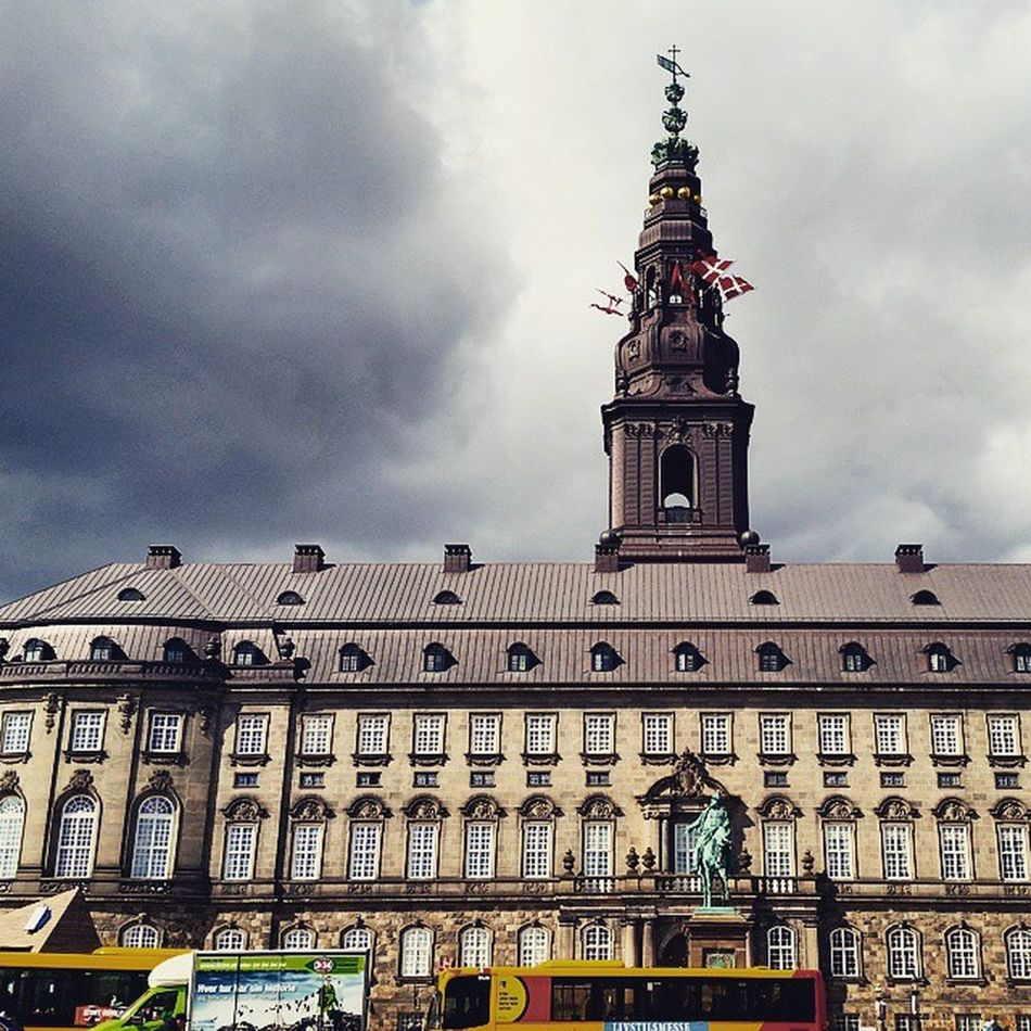 Christiansborg palace, or Christiansborg Castle, on the islet of Slotsholmen in central Copenhagen, is the seat of the Danish Parliament, the Prime Minister's Office and the Supreme Court Christiansbrygge Christianborg Köbenhavn Nyhavnport Copenhagen Nyhavn Cb_travellogs @visitcopenhagen