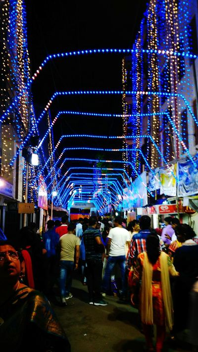 Durga Puja 2017 Festive Mood