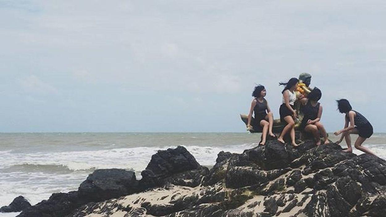 นางเงือกกับแก็งฮิปสเตอร์ :) Songkhla Mermaid Hipster Girls