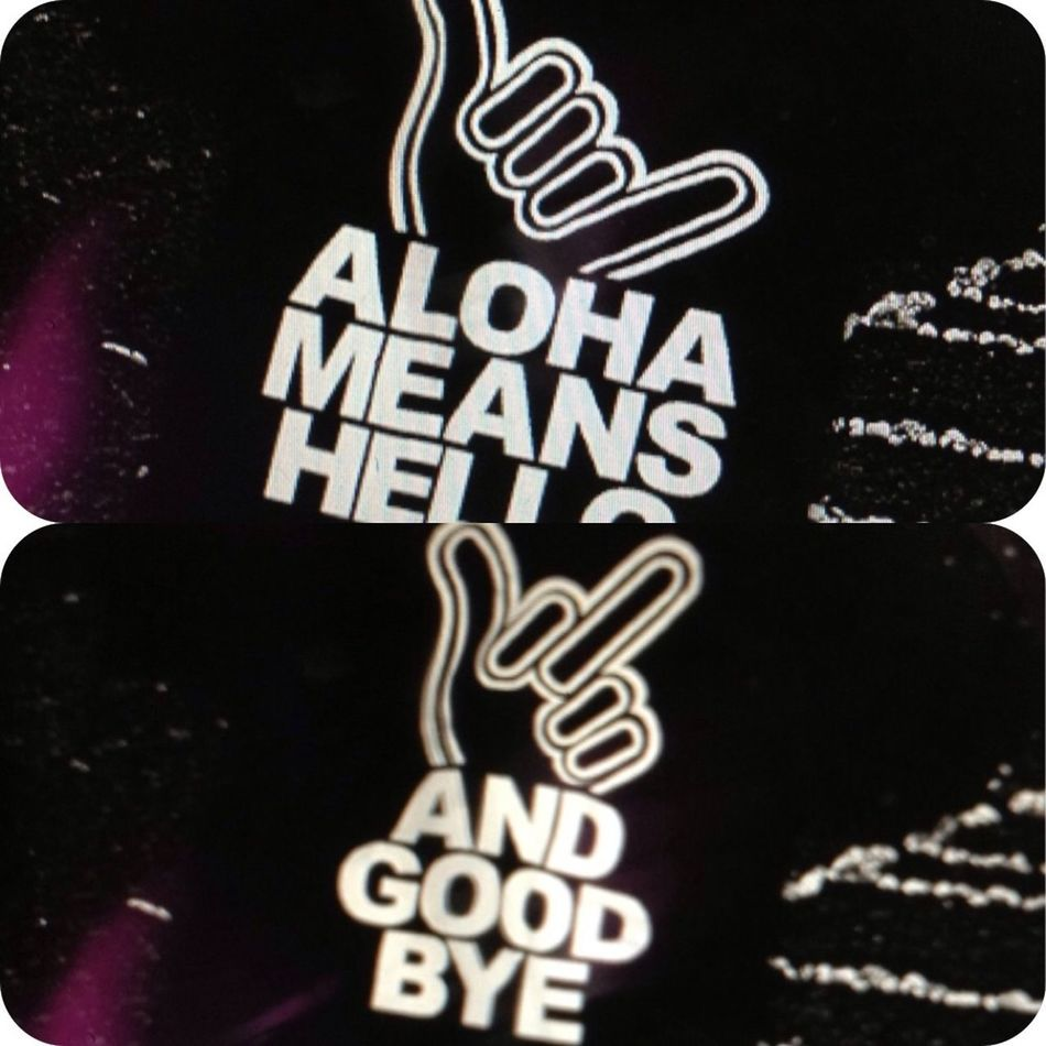 New tshirt I just ordered from fitted hawaii...
