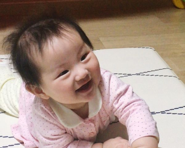 Babygirl Not Boy Second Ri Hyun Pretty Lovely Sixmonth Old