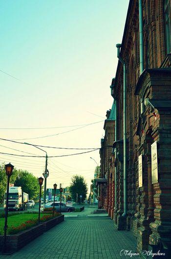 Барнаул Barnaul магазин_красный русско-немецкий_дом Store_red Russian-german_house проспект_ленина Lenin_avenue