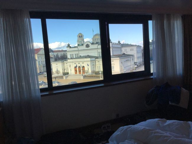 Sofia, Bulgaria Vacations Roomview Radissonblusofia Throwback