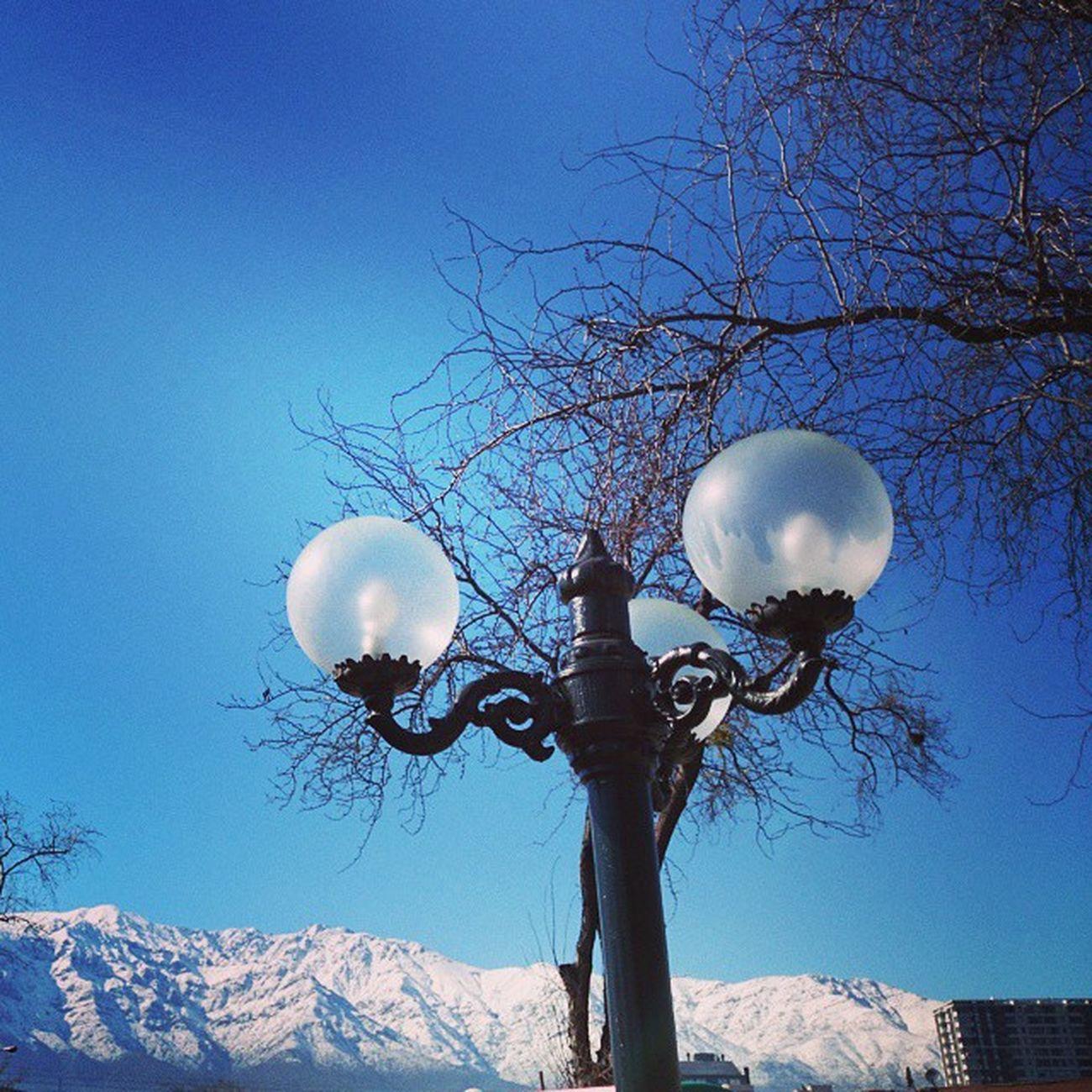 :) Winter Cordillera Mountain Losandes cold f4f beauty snow beautiful sky