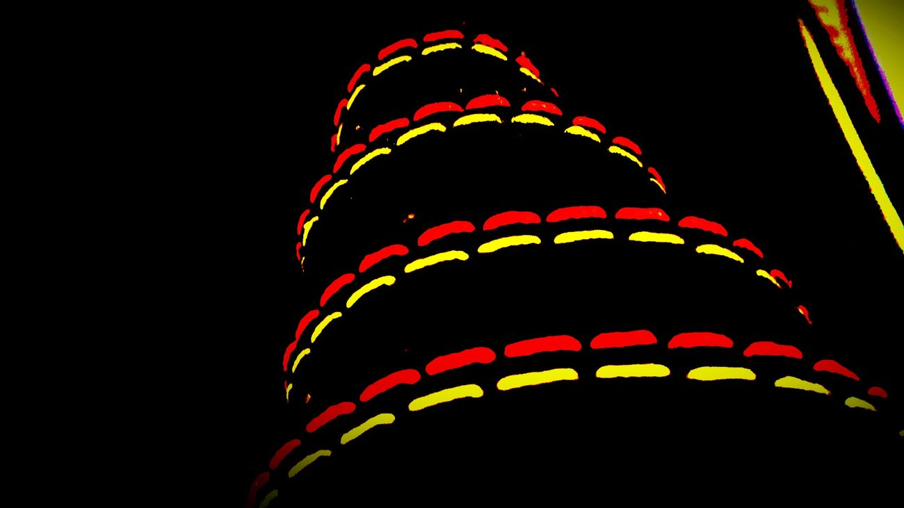 What Is This To You Red Illuminated Lighting Equipment Black Color Black Background Night No People Close-up Outdoors Turkey Vodafone Smart Ultra 6 Türkiye Burdur EyeEmNewHere Yellow Welcome To Black Break The Mold