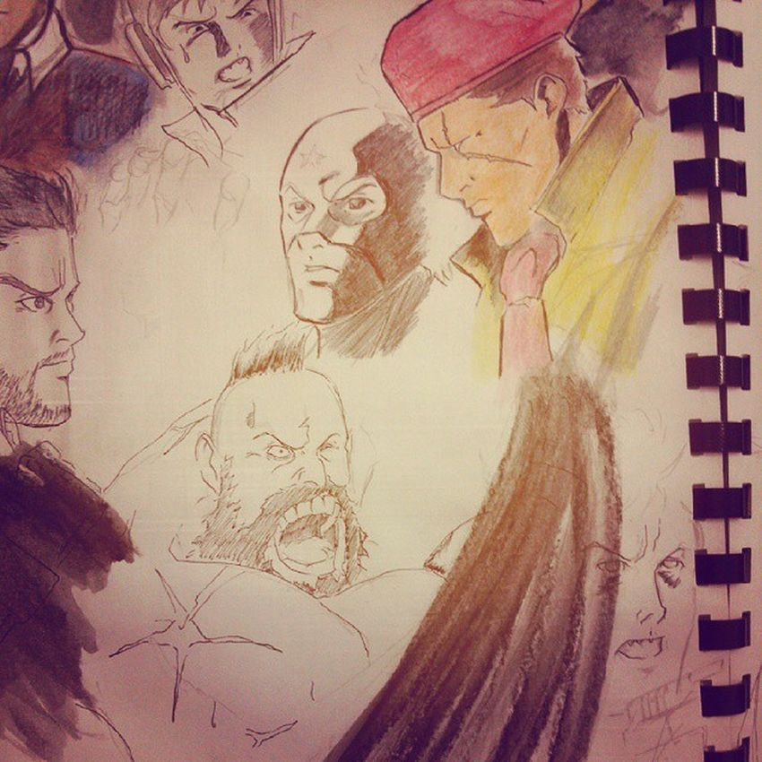 Sketch Street fichier Streetfighter Drawing Falcone Sketch