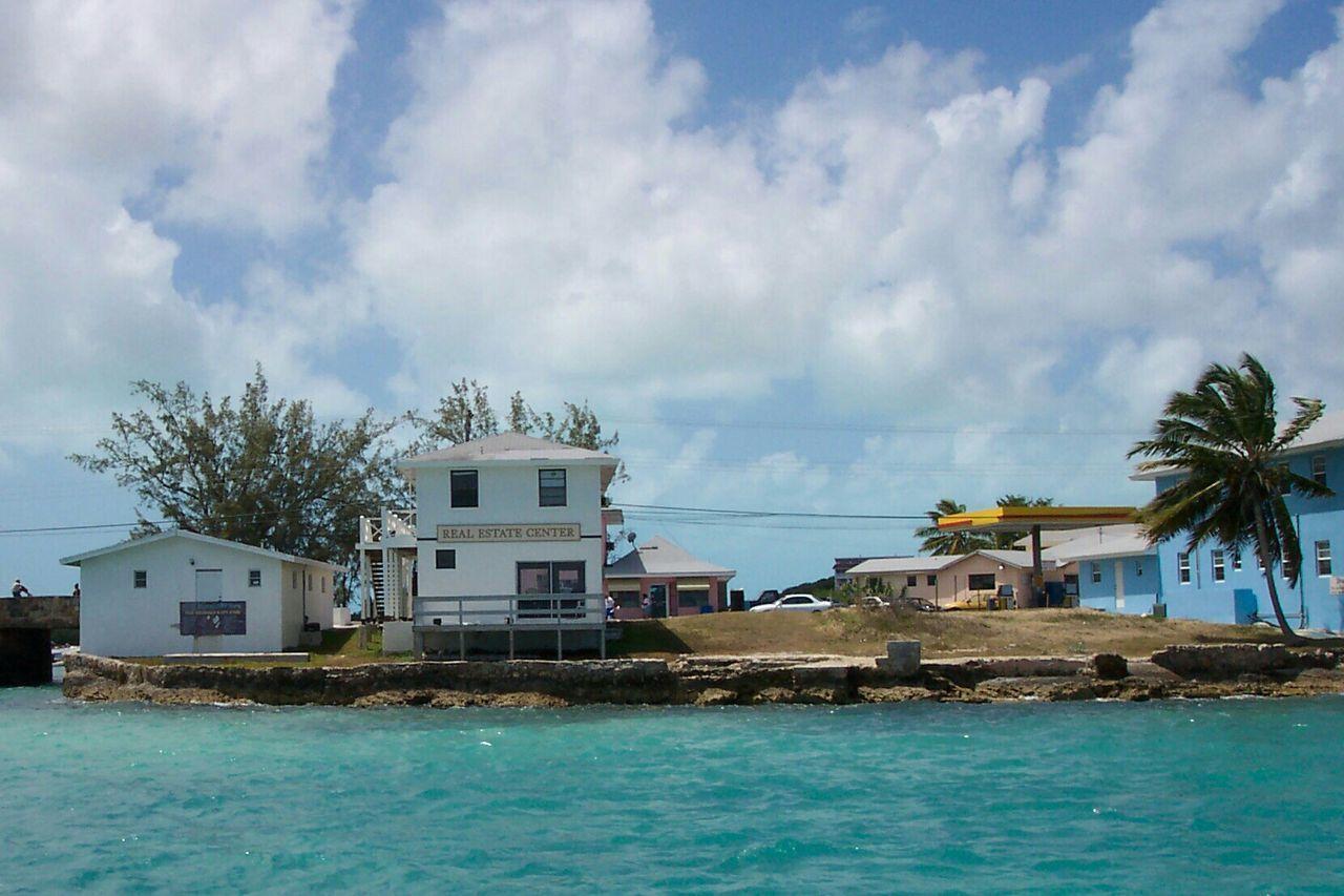 Real Estate Center StanielCay Exuma Bahamas Tropical Island