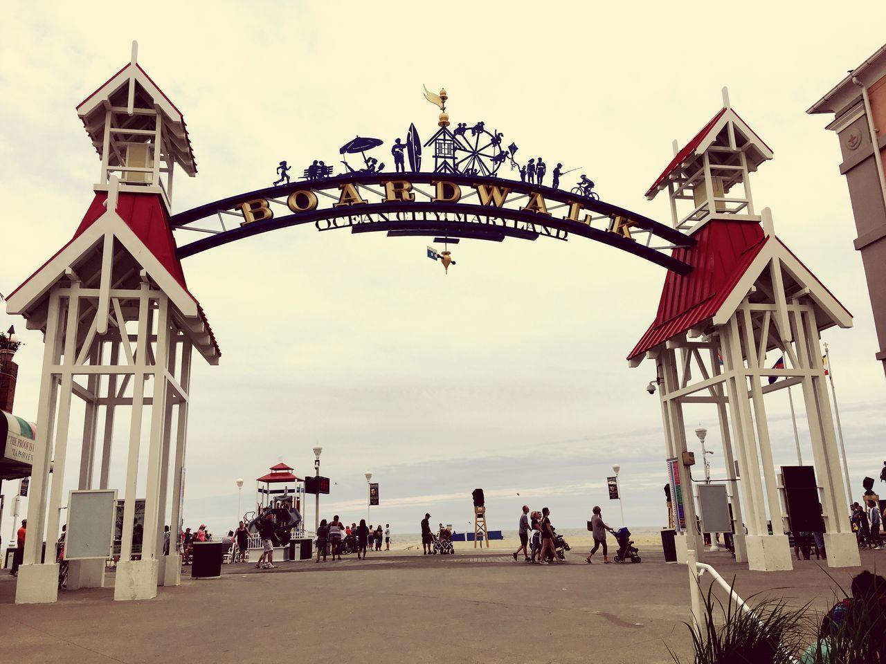 Boardwalk entrance Boardwalk Board Walk To Beach Ocmdphotography Ocmd Ocean City Md Ocean City, MD Ocean City Maryland Ocean City Maryland USA Ocean City, Maryland Ocean City Boarwalk EyeEm Selects