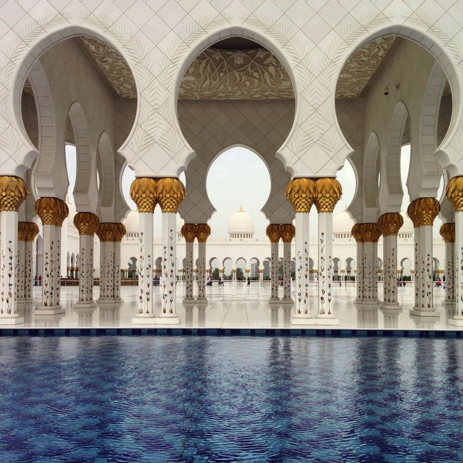 Beautiful stock photos of islam, Architecture, Building, City, Contemporary